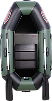 Гребная лодка для рыбалки Vulkan T190 LSP(ps)