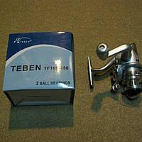 Катушка TEBEN 1000 , 2 подшипника для спининга и удочки.