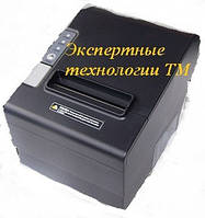 Термопринтер чеков MJ- T80I с автообрезкой RS232, USB, Ethernet