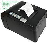 Принтер печати чеков XPrinter XP-T58KC (USB) с автообрезкой ВНИМАНИЕ! Актуальные цены на сайте EX-TEH.COM