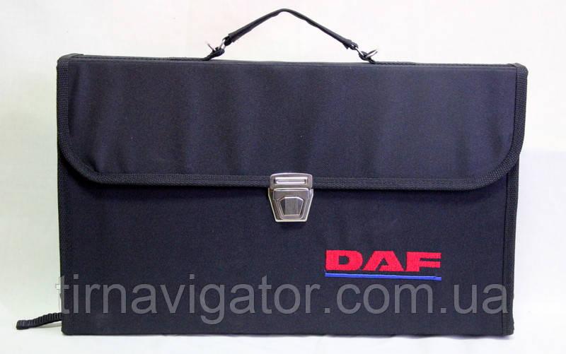 Сумка для документов тканевая DAF