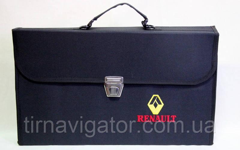 Сумка для документов тканевая Renault