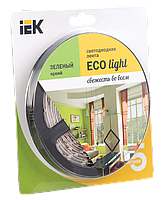 Лента светодиодная LED 5м блистер LSR-3528G60-4.8-IP20-12V IEK-eco