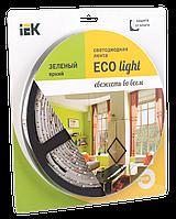 Лента светодиодная LED 5м блистер LSR-3528G60-4.8-IP65-12V IEK-eco