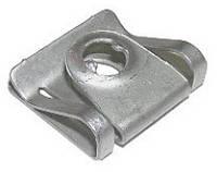 Пластина крепления защиты двигателя, колесной арки Audi, Volkswagen, Skoda Superb, 8D0805960