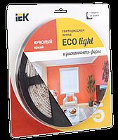 Лента светодиодная LED 5м блистер LSR-3528R60-4.8-IP65-12V IEK-eco