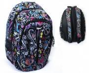 Ранец-рюкзак на 2 відд., 43.5*29*17см, PL,  SAFARY