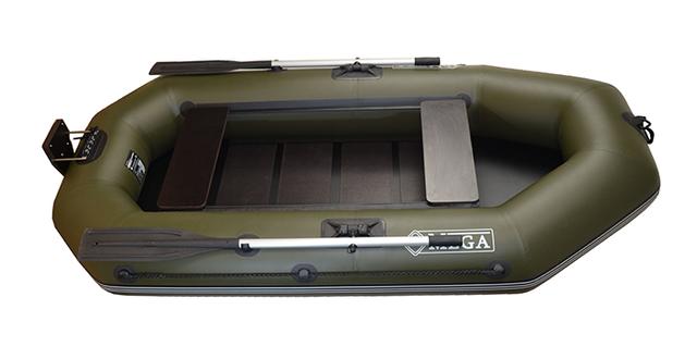 гребные лодки из пвх с твердым дном и навесным транцем - надувные лодки - лодки пвх omega 250