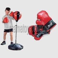 Бокс на Стойке. Груша + Перчатки 0331. 90 -110 см.