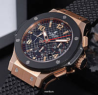 Hublot Big Bang Gold! Механика!