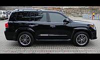 Обвес на Lexus LX570 Goldman