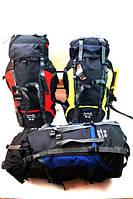 Рюкзак туристический спортивный SACKAR 60L + 10L большой SA