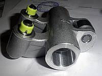 Двойное коромысло с гидрокомпесаторами 477F-1007060 ZAZ Forza / Chery A13. Толкатель выпускного клапана Форза