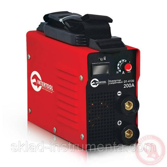 Инвертор сварочный 230 В, 30-200 А, 7,1 кВт