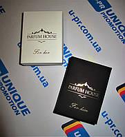 Коробочки для парфумерії від 500 шт