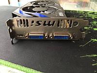 MSI GTX650TI  1GB 128bit (N650Ti PE 1GD5) GDDR5