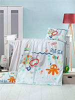 Детская сменная постель Blue Sea, Victoria