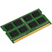 Модуль памяти для ноутбука SoDIMM DDR3 4GB 1600 MHz Kingston (KCP316SS8/4)