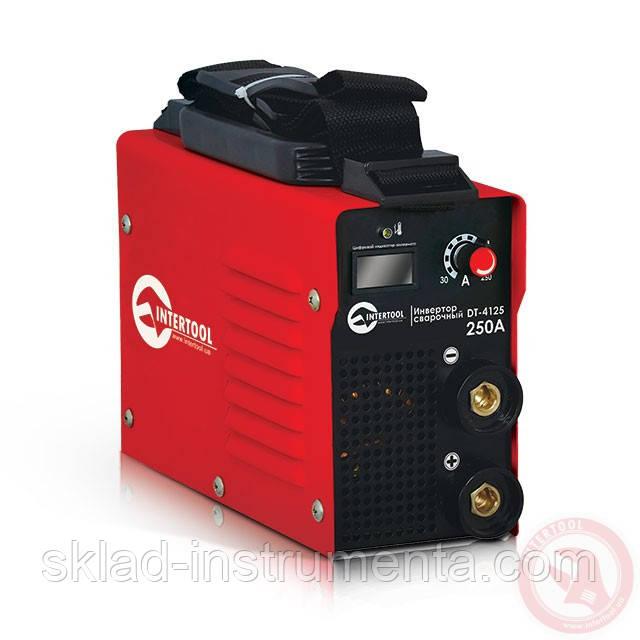 Инвертор сварочный 230 В, 30-250 А, 9,6 кВт