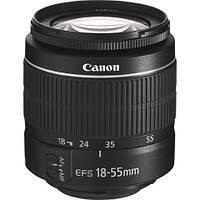 Canon EF-S 18-55mm f/3.5-5.6 DC III (В наличии на складе)