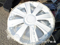 Колпаки на колеса на R13 Р 13 РСТ RS-T белые