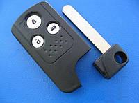 Honda - корпус смарт ключа 3 кнопки, HON66