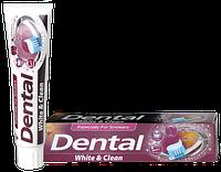 Зубная паста Dental отбеливание и чистота для курящих 100 мл