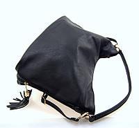 Молодежная женская сумка-торба