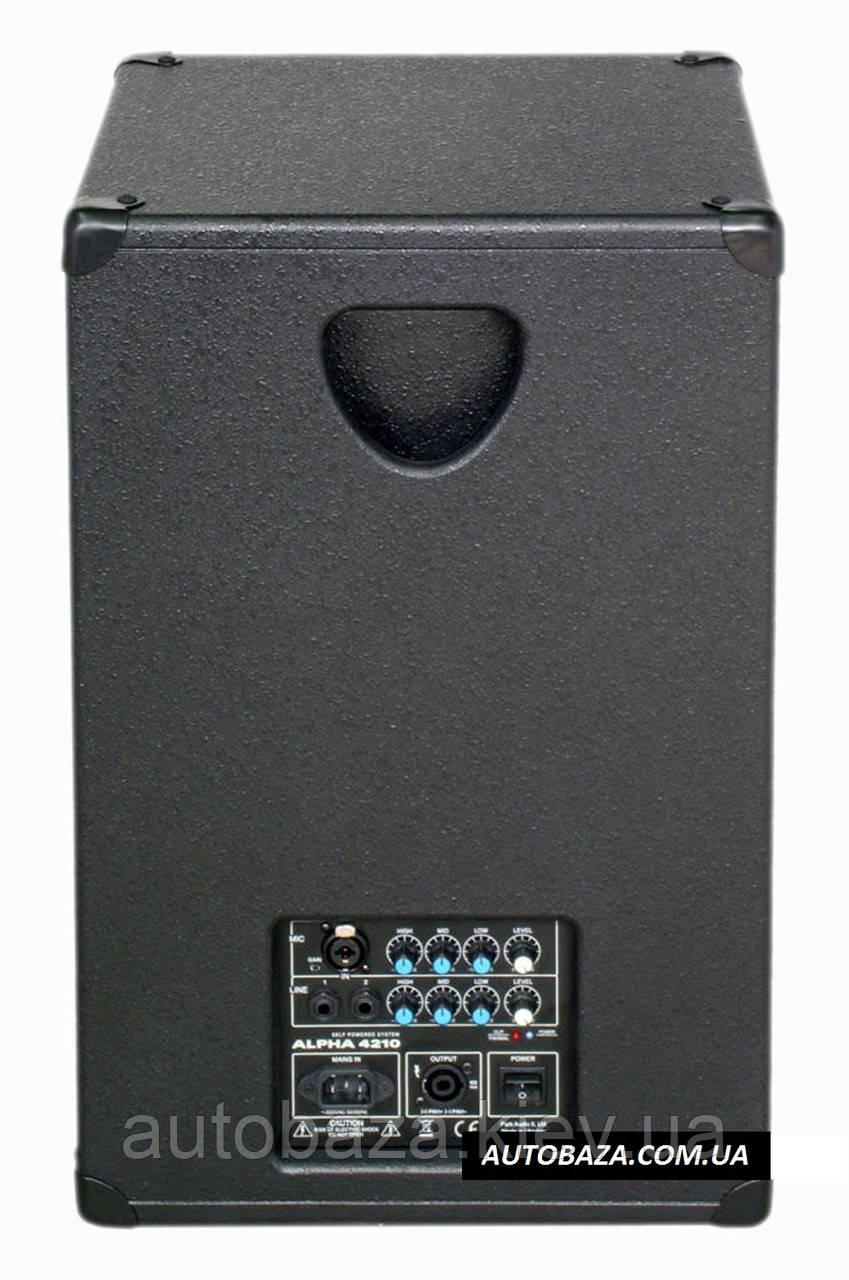 Park Audio ALPHA4210-PM Активная двухполосная Акустическая Система 150 2