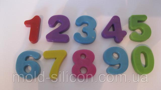 """Силиконовый молд """"Цифры 1"""""""