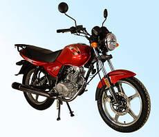 Мотоцикли Qingqi Burn 125 -150