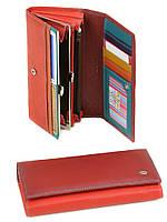 Женский кожаный кошелек, клатч, портмоне Dr Bond. Из натуральной кожи.