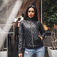 Женская куртка ткань плащевка на подкладке наполнитель синтепон 150