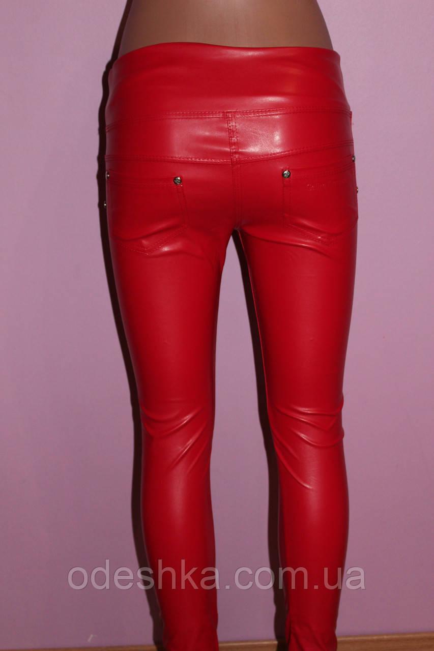 9513355eb1267 Лосины из эко кожи красные, цена 340 грн., купить в Харькове — Prom ...