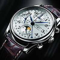Longines Master Collection Moon! Механика