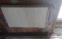 Монтаж радиаторов