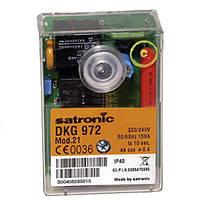Блок управления Honeywell Satronic DKG 972 mod. 21