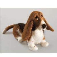 Набор для валяния игрушки Бассет-хаунд В-148