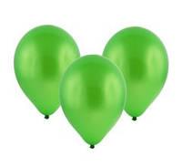 Шар латексный зелёный 10 дюймов