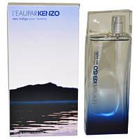 Kenzo l'eau par kenzo eau indigo pour homme 50ml