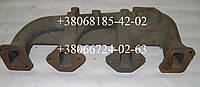 Коллектор выпускной СМД-14 (без турбины)