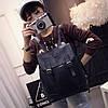 Мужской рюкзак из искусственной кожи, фото 3
