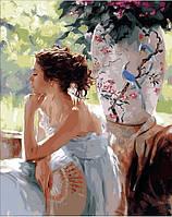 Рисование картины по номерам Mariposa Мечтательница Q-1443