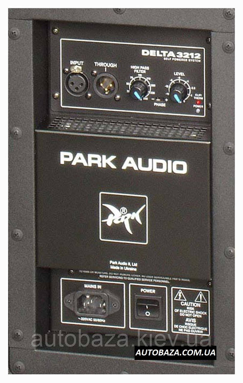 Park Audio DELTA3212-P Активная Акустическая Система 500 Вт / Carpet 2