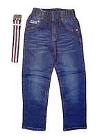 Джинсовые брюки для мальчика оптом, HL Xiang, размеры 110-140, арт. A 392