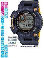 Часы Casio G-SHOCK GWF-D1000NV-2ER FROGMAN оригинал
