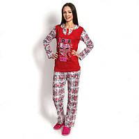 Трикотажная женская пижама Турция
