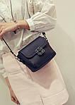 Женская черная сумочка , фото 5