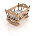 Як вибрати ліжечко для новонародженого малюка