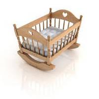 Как выбрать кроватку для новорожденного крохи